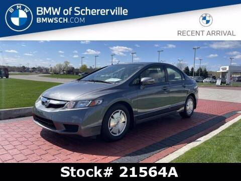 2010 Honda Civic for sale at BMW of Schererville in Shererville IN