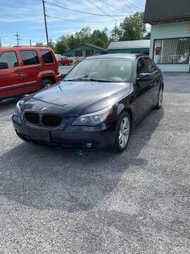 2007 BMW 5 Series for sale at Superior Auto Sales in Duncansville PA