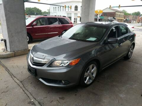 2014 Acura ILX for sale at ROBINSON AUTO BROKERS in Dallas NC