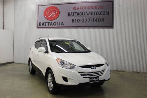 2011 Hyundai Tucson for sale at Battaglia Auto Sales in Plymouth Meeting PA