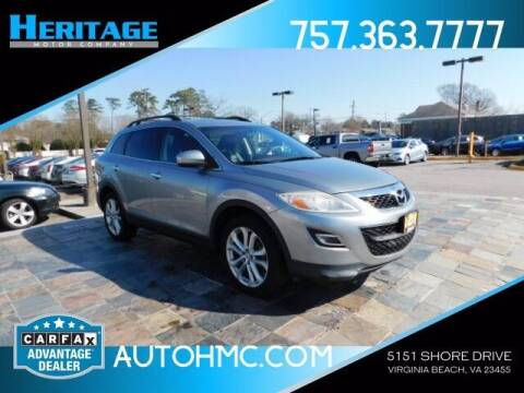 2012 Mazda CX-9 for sale at Heritage Motor Company in Virginia Beach VA
