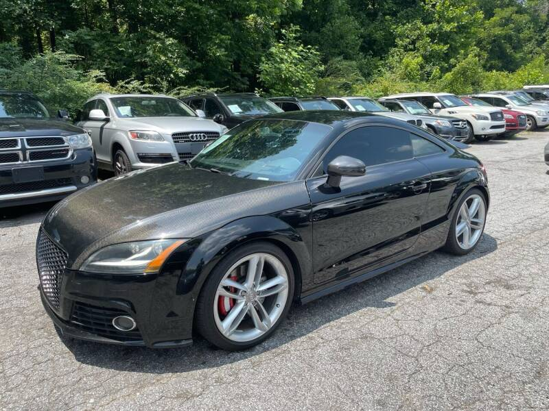 2009 Audi TTS for sale at Car Online in Roswell GA