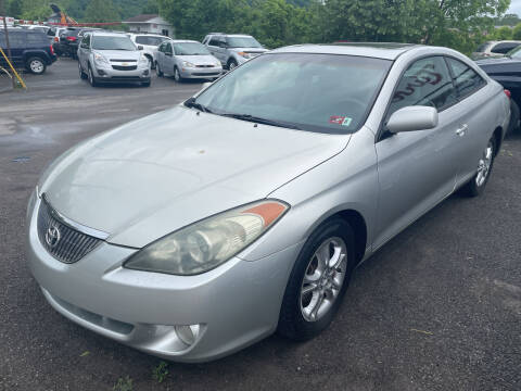 2005 Toyota Camry Solara for sale at Turner's Inc - Main Avenue Lot in Weston WV