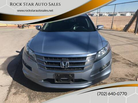 2010 Honda Accord Crosstour for sale at Rock Star Auto Sales in Las Vegas NV