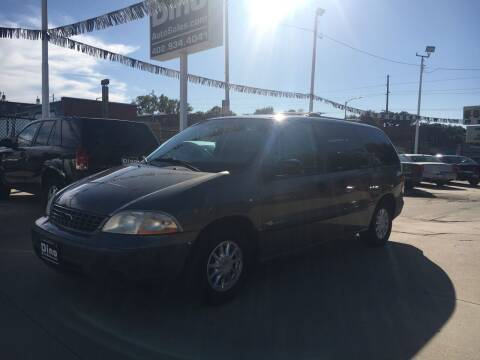 2001 Ford Windstar for sale at Dino Auto Sales in Omaha NE