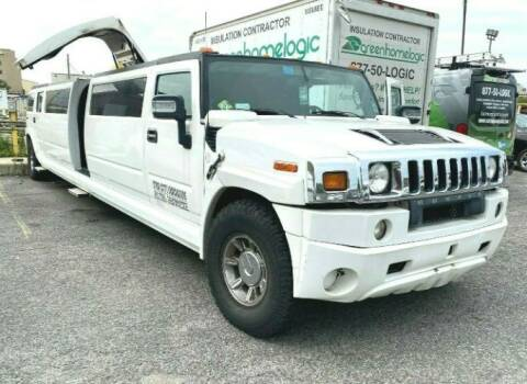 2005 HUMMER H2 for sale at Classic Car Deals in Cadillac MI
