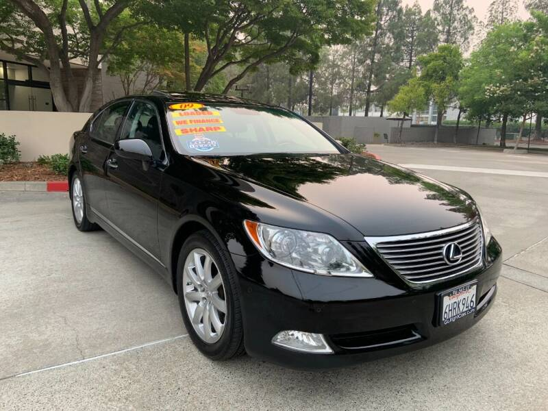 2009 Lexus LS 460 for sale at Right Cars Auto Sales in Sacramento CA