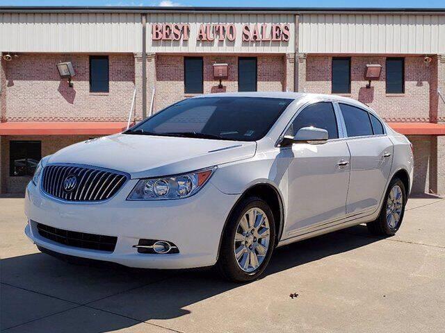 2013 Buick LaCrosse for sale at Best Auto Sales LLC in Auburn AL