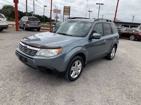 2009 Subaru Forester for sale at Texas Drive LLC in Garland TX