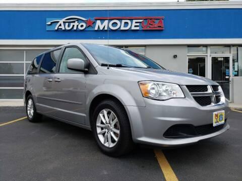 2014 Dodge Grand Caravan for sale at AUTO MODE USA-Monee in Monee IL