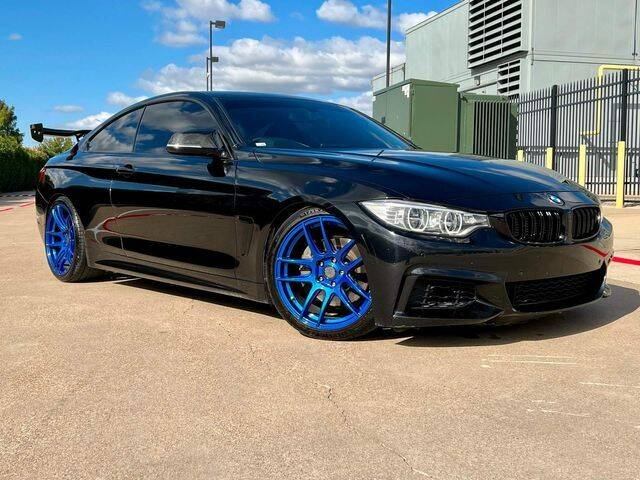 2014 BMW 4 Series for sale at Schneck Motor Company in Plano TX