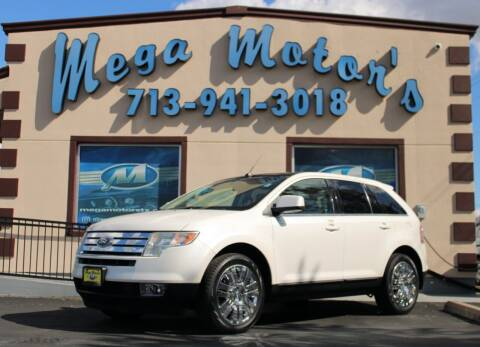 2010 Ford Edge for sale at MEGA MOTORS in South Houston TX