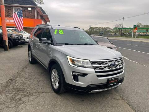 2018 Ford Explorer for sale at The Car House in Butler NJ
