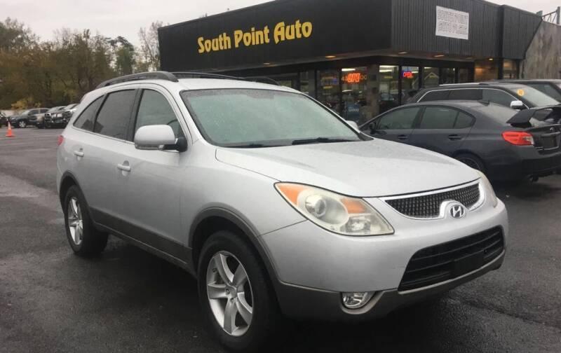 2008 Hyundai Veracruz for sale at South Point Auto Plaza, Inc. in Albany NY