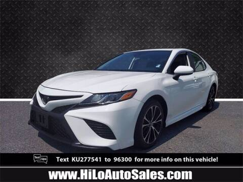 2019 Toyota Camry for sale at Hi-Lo Auto Sales in Frederick MD