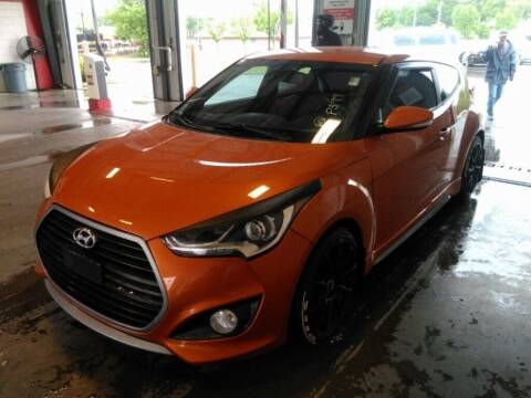 2016 Hyundai Veloster for sale at Smart Chevrolet in Madison NC