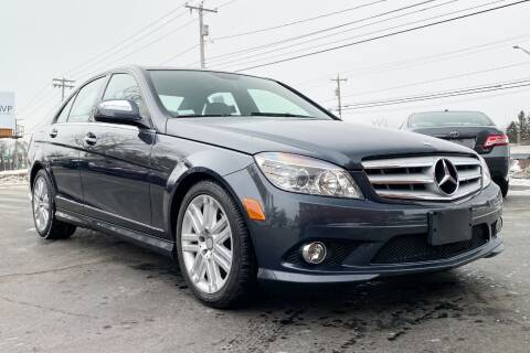 2008 Mercedes-Benz C-Class for sale at Knighton's Auto Services INC in Albany NY