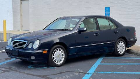 2001 Mercedes-Benz E-Class for sale at Carland Auto Sales INC. in Portsmouth VA