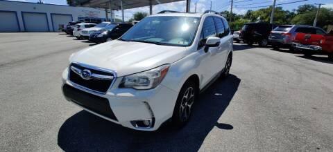 2014 Subaru Forester for sale at Max Auto Sales in Sanford FL