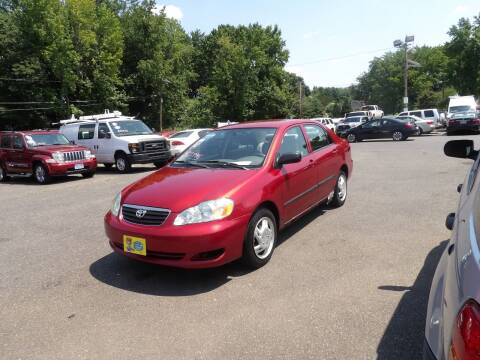 2005 Toyota Corolla for sale at United Auto Land in Woodbury NJ