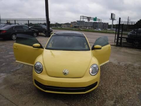 2015 Volkswagen Beetle for sale at N & A Metro Motors in Dallas TX