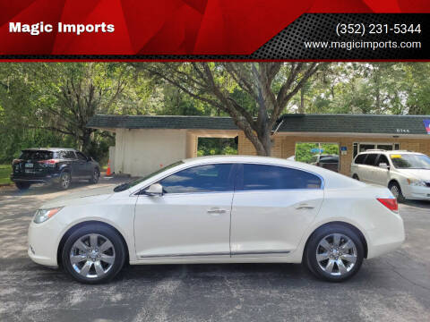 2013 Buick LaCrosse for sale at Magic Imports in Melrose FL