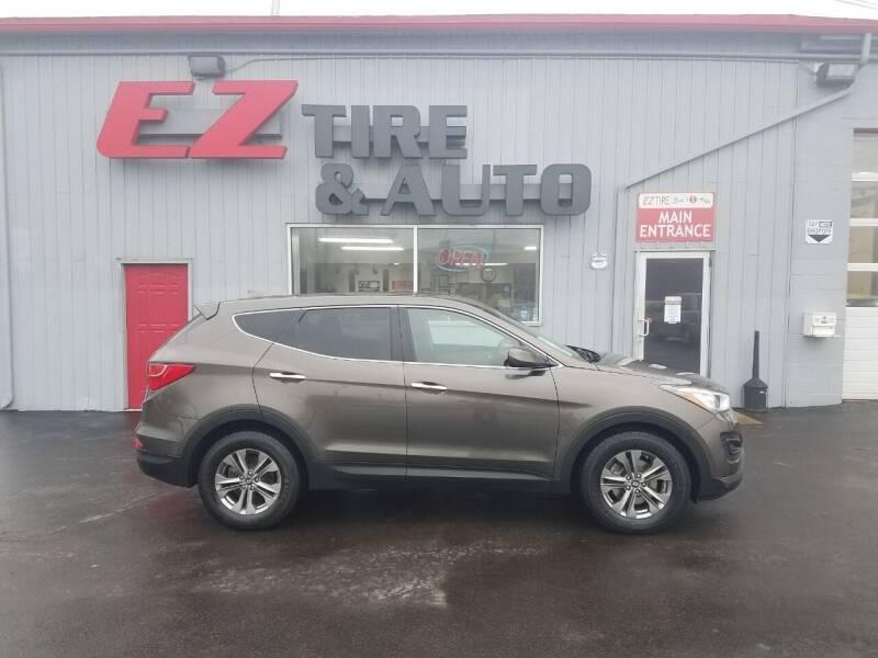 2014 Hyundai Santa Fe Sport for sale at EZ Tire & Auto in North Tonawanda NY