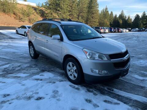 2009 Chevrolet Traverse for sale at CARLSON'S USED CARS in Troy ID