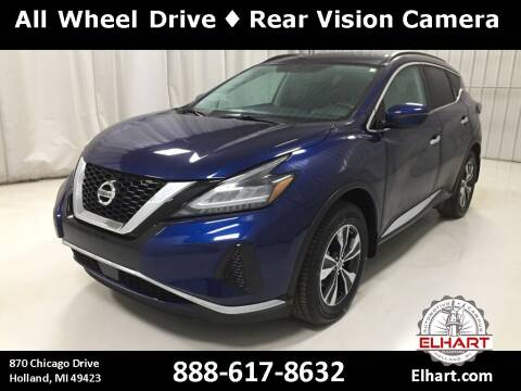 2019 Nissan Murano for sale at Elhart Automotive Campus in Holland MI