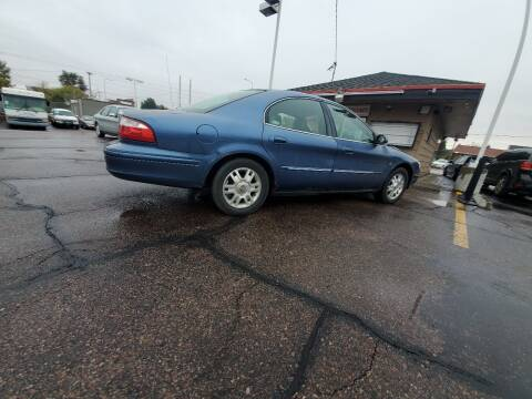 2004 Mercury Sable for sale at Geareys Auto Sales of Sioux Falls, LLC in Sioux Falls SD