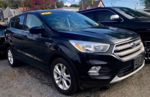 2017 Ford Escape for sale at Top Line Import in Haverhill MA