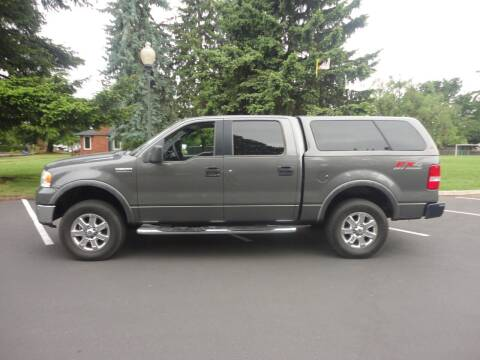 2006 Ford F-150 for sale at TONY'S AUTO WORLD in Portland OR