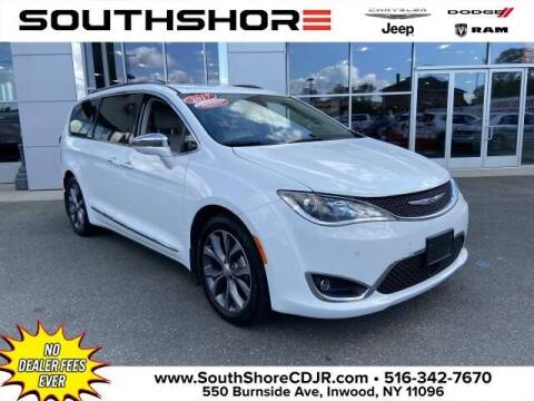 2017 Chrysler Pacifica for sale at South Shore Chrysler Dodge Jeep Ram in Inwood NY