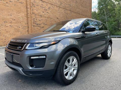 2018 Land Rover Range Rover Evoque for sale at Vantage Auto Wholesale in Moonachie NJ
