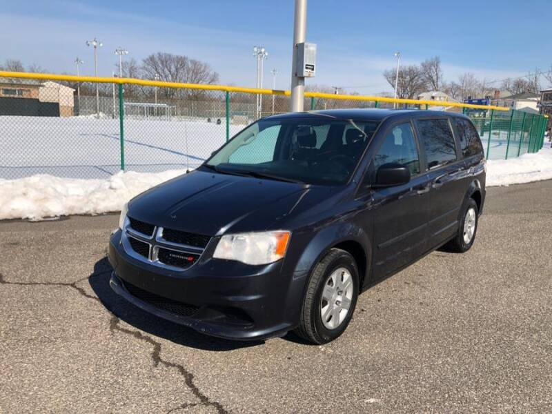 2013 Dodge Grand Caravan for sale at Cars With Deals in Lyndhurst NJ