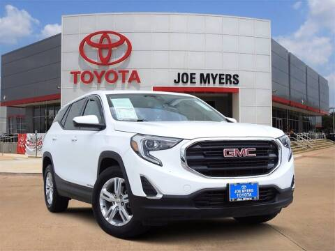 2020 GMC Terrain for sale at Joe Myers Toyota PreOwned in Houston TX