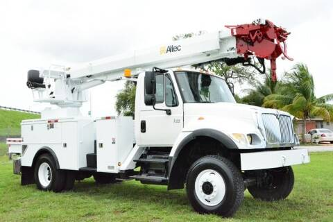 2006 International WorkStar 7300 for sale at American Trucks and Equipment in Hollywood FL