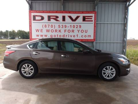 2014 Nissan Altima for sale at Drive in Leachville AR