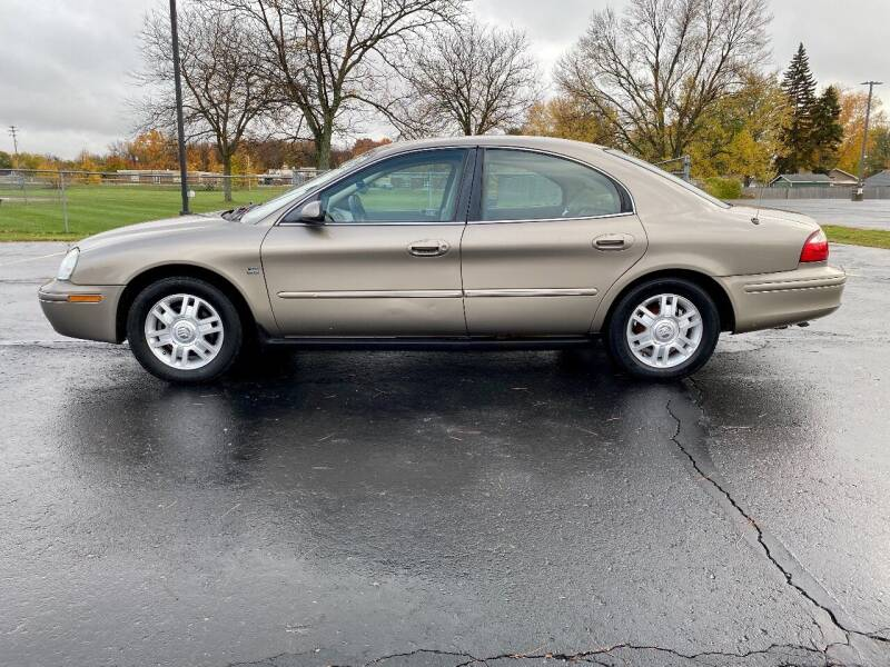 2004 Mercury Sable for sale at Caruzin Motors in Flint MI