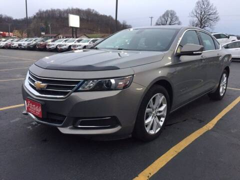2017 Chevrolet Impala for sale at Jones Chevrolet Buick Cadillac in Richland Center WI
