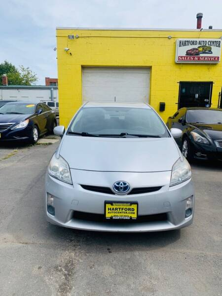 2010 Toyota Prius for sale at Hartford Auto Center in Hartford CT