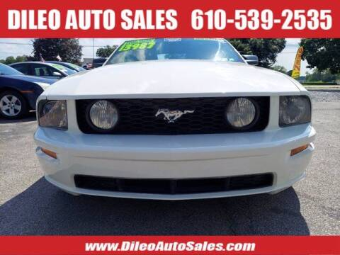 2005 Ford Mustang for sale at Dileo Auto Sales in Norristown PA