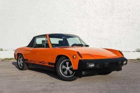 1976 Porsche 914 for sale at ZWECK in Miami FL