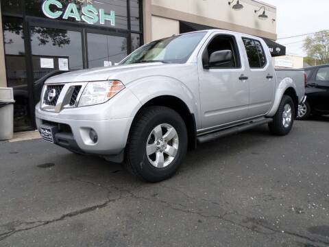 2012 Nissan Frontier for sale at Wilson-Maturo Motors in New Haven Ct CT