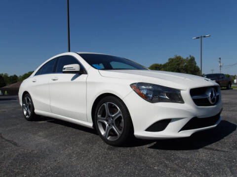 2014 Mercedes-Benz CLA for sale at TAPP MOTORS INC in Owensboro KY