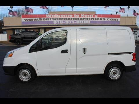 2015 Chevrolet City Express Cargo for sale at Kents Custom Cars and Trucks in Collinsville OK