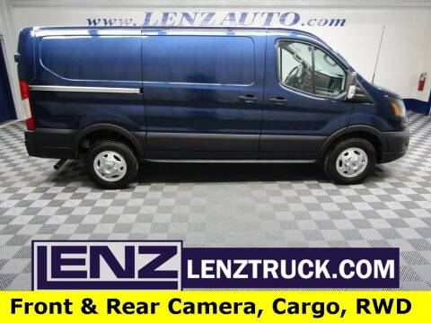 2020 Ford Transit Cargo for sale at LENZ TRUCK CENTER in Fond Du Lac WI