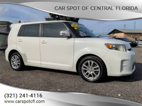 2014 Scion xB for sale at Car Spot Of Central Florida in Melbourne FL