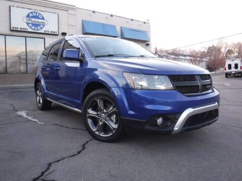2015 Dodge Journey for sale at Platinum Auto Sales in Provo UT