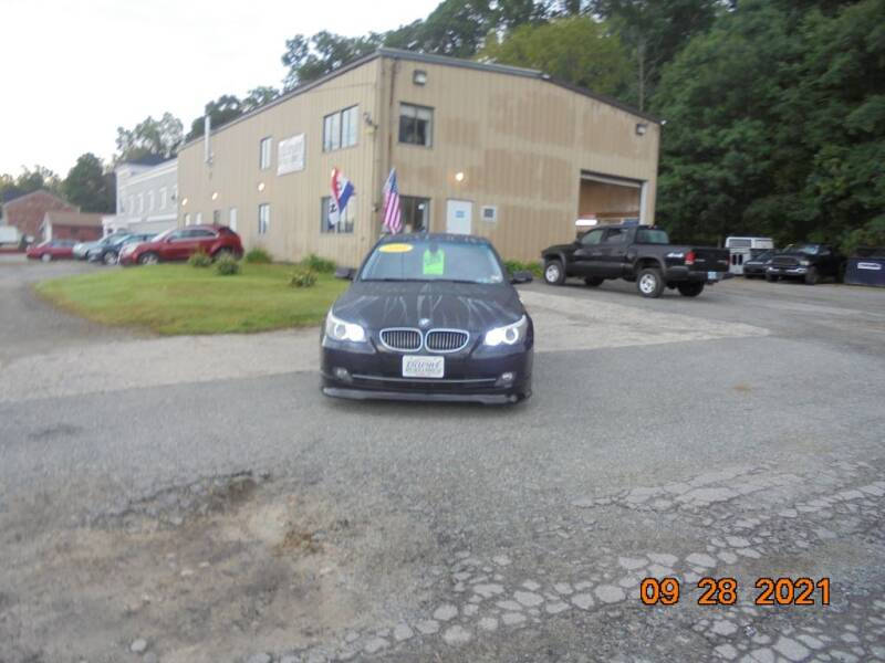 2008 BMW 5 Series for sale at Exclusive Auto Sales & Service in Windham NH